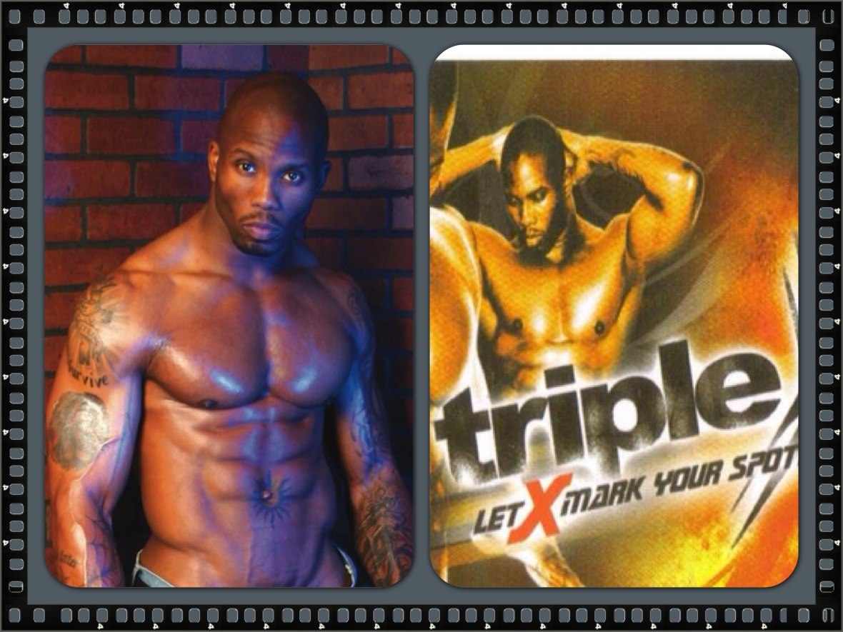 Triple X Male Exotic Dancer